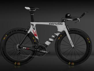 The newly re-designed P3, Cervelo TT Bike!