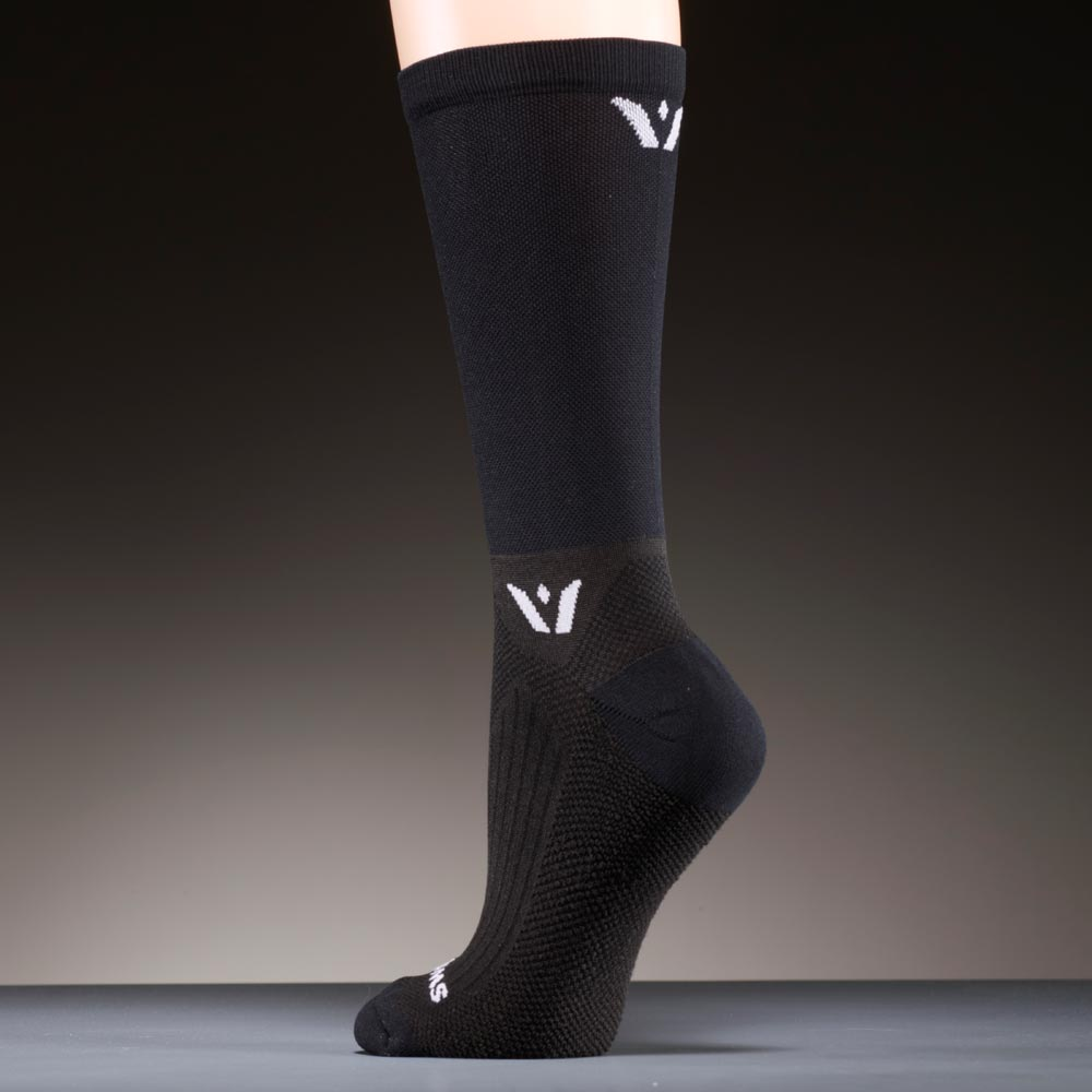 7deb29fc80 ... but you can't stand a thick sock, Swiftwick has reduced the bulk of  these by 50%. At $19.99, they seem to be priced relatively well for the  quality.