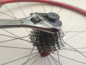 Replace your bike's cassette