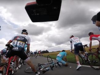 Tour de France 2016 Stage 1 video