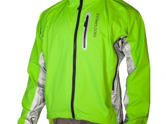 hi vis elite showers pass jacket