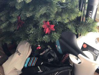 christmas gifts cyclists